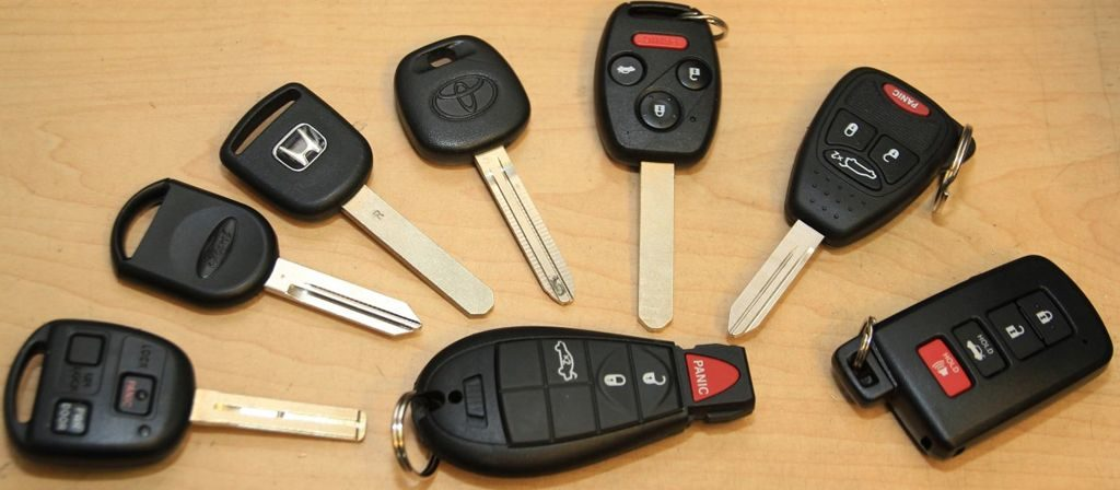 Transponder Key